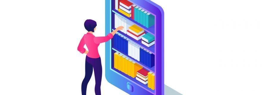 Scherm vs. papier: Battle of the (e-)books