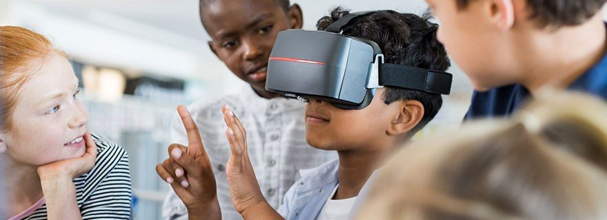 Wat virtual reality doet met kinderen